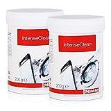2 Pack Miele macchine detergente 10133940 - adatto per stoviglie lavastoviglie, macchine per il bagnetto 200 G/lavabile in lavastoviglie
