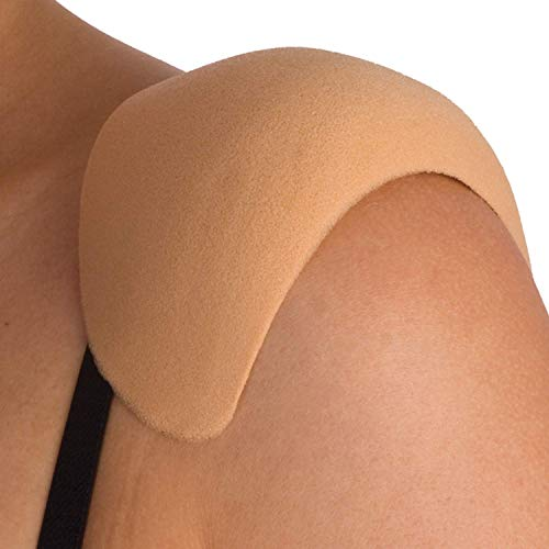 Magic Bodyfashion Damen BH-Einlage Shoulder Pads, Gr. One size (Herstellergröße:Subtle), Beige (Camel)