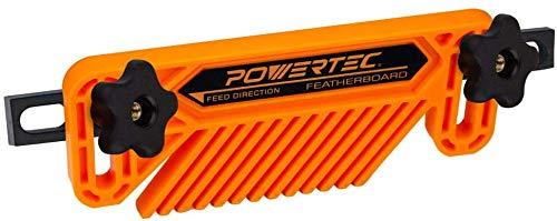 POWERTEC 71469 - Tabla de sierra de mesa para valla (1