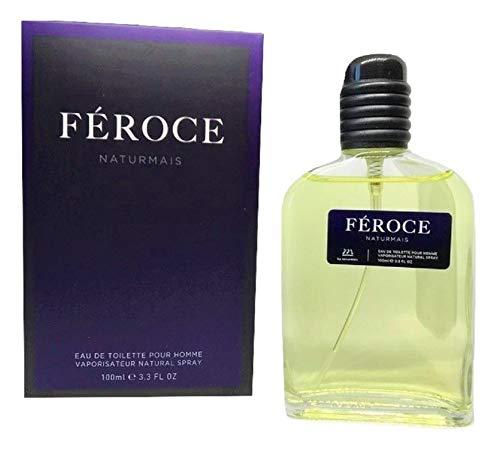 Féroce Eau De Parfum Intensiv 100 ml, Parfüm für Herren, Inspiriert von
