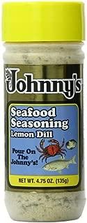 Johnny's Lemon Dill (Original Seafood Seasoning) 4.75oz bottle
