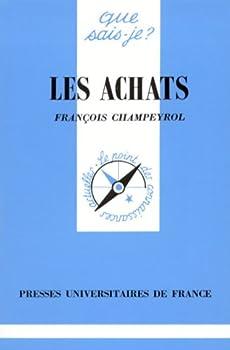 Paperback LES ACHATS QSJ 2492 (QUE SAIS-JE ?) [French] Book