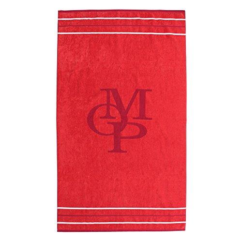 Marc O Polo Strandlaken Emblem red ca. 100x180 cm