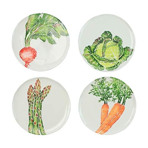Vietri Spring Vegetables パスタボウル 詰め合わせ 4個セット