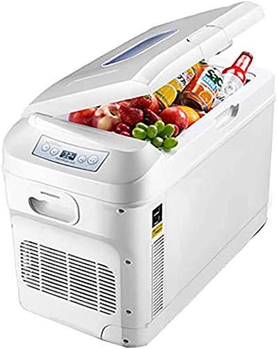 Mini Nevera 28L Refrigerador Y Calentador Pequeña Nevera Po