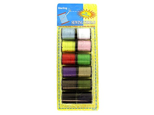 Buy Sewing thread value pack, Case of 72