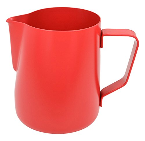 Check Out This Rhinowares 0799439509771 Milk Pitcher, 32oz/950ml, Red