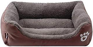 Phonleya Sofá Cama para Mascotas, cálido, Suave, cómodo, Premium, de Tela Oxford de Alta flexibilidad, Impermeable, Cama d...