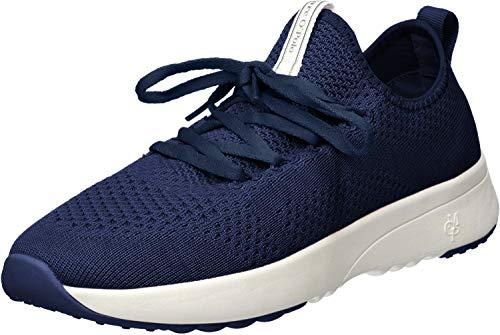 Marc O'Polo Damen 00215263502600 Sneaker, Blau (Navy 890), 38 EU