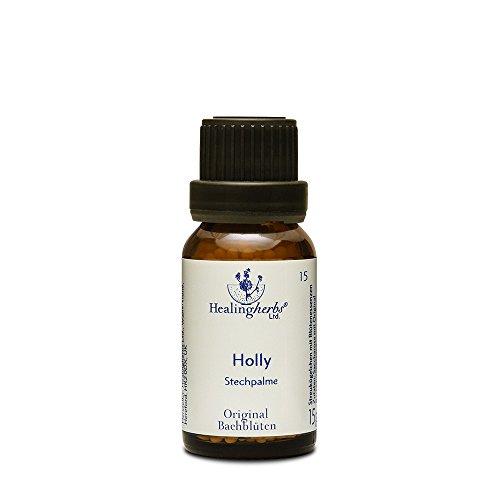 Healing Herbs Bachblüten Holly Globuli, 15 g