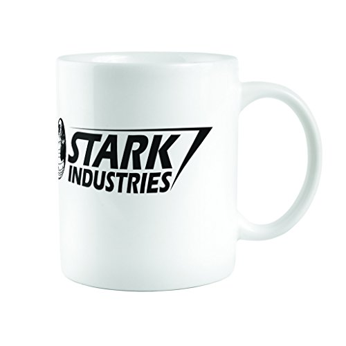 MUSH Tazza Stark Industries Iron Man by