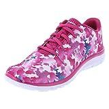 Champion Women's Pink Floral Gusto Sneaker 10 Regular