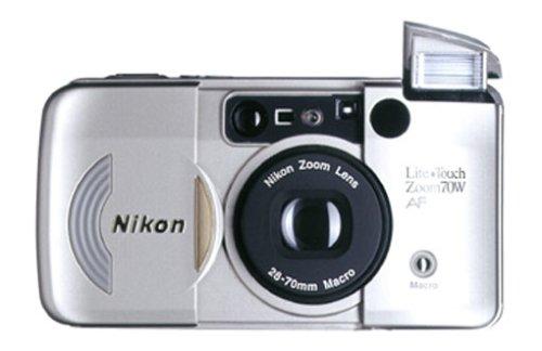 Nikon Lite-Touch Zoom 70W Kleinbildkamera