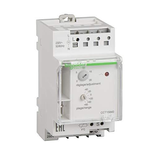 Schneider Electric CCT15840 Termostato TH7 sin sonda