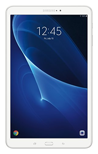 Samsung Galaxy Tab A 10.1'; 16 GB Wifi Tablet (White) SM-T580NZWAXAR
