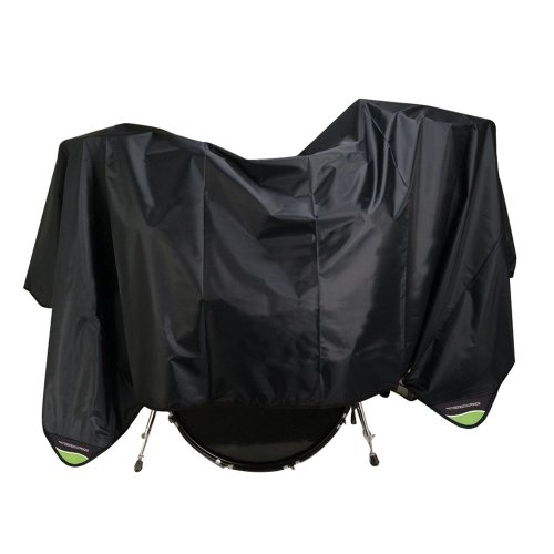 On-Stage DrumFire Drum Set Dust Cover, 80
