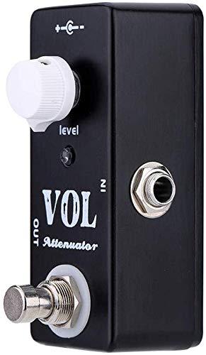 Guitarra Pedal De Efectos De Volumen Vol Atenuador Atenuador sobre La Base De La Señal Eh Pad Adecuado para Guitarra Eléctrica