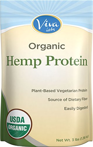Viva Labs - 15g Organic Hemp Protein Powder