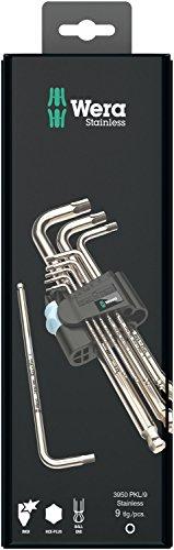 Wera 05073544001 Hex Keys,MULTI