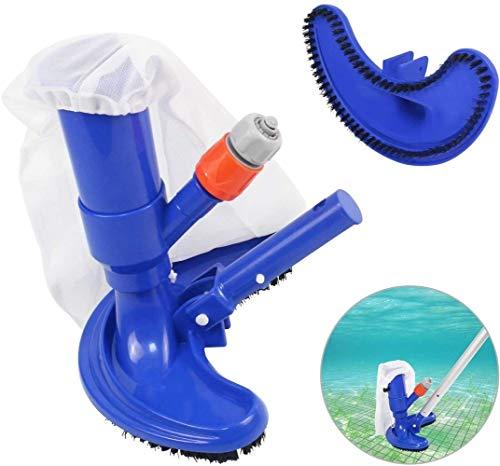 LUYAO Tragbarer Pool-Reiniger, Handstaubsauger, Outdoor-Reinigungswerkzeug, Whirlpool, Gartenzubehör für Schwimmbad/Badewanne/Brunnen