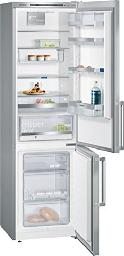 Siemens KG39EBI41 iQ500 Kühl-Gefrier-Kombination / A+++ / 201 cm Höhe / 156 kWh/Jahr / 250 Liter Kühlteil / 89 Liter Gefrierteil