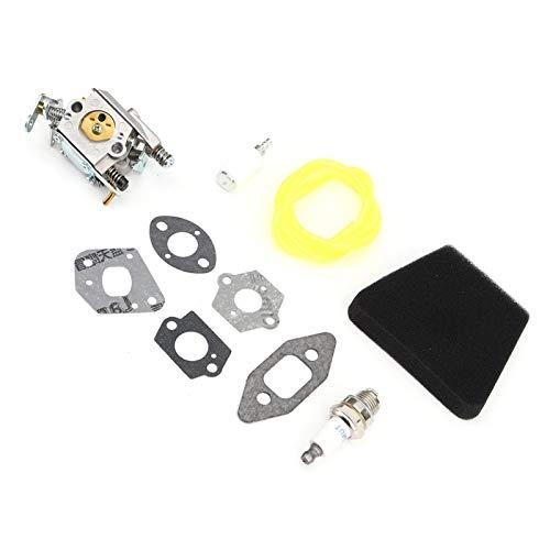 Huairdum Kit de carburador, carburador de Motosierra Estable de Alta precisión, generadores Motosierras Bombas de Agua para Motores de Uso General