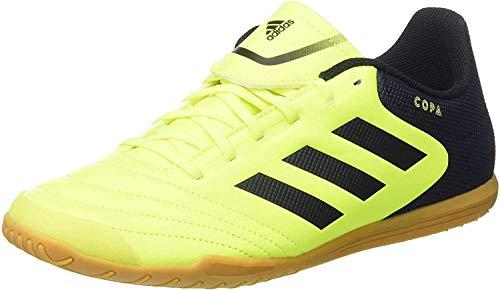 adidas Herren COPA 17.4 IN S77151 Fußballschuhe, Mehrfarbig (Solar Yellow/Legend Ink F17/legend Ink F17), 43 1/3 EU