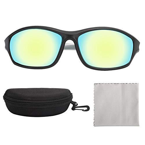 Asixxsix Grow Light Gafas, Grow Room Goggles, LED Eye Safe Interior Eyewear para Invernadero Hydroponics Tent Plant Light