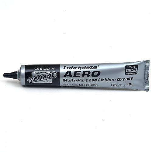 Lubriplate Aero LBR-S 1 3/4oz Garage Door Opener Low Temp Gear Grease Chamberlain