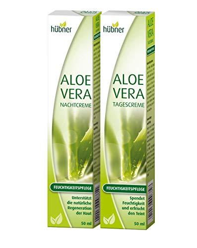 hübner - Hübner Aloe Vera - Pflegeset - 50ml+50ml -