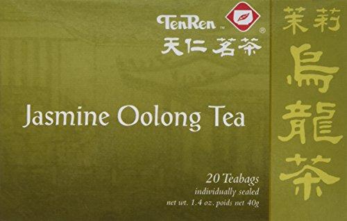 Ten Ren, Jasmine Oolong tea - 20 tea bags