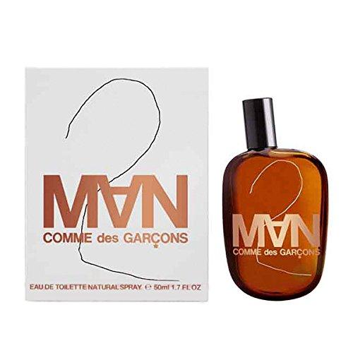 Comme des Garcons 2 homme/men, Eau de Toilette, Vaporisateur/Spray, 1er Pack (1 x 100 ml)