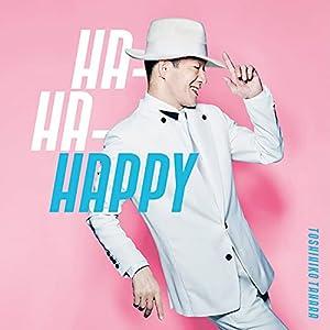 "HA-HA-HAPPY (初回盤)(DVD付)(特典:なし)"""