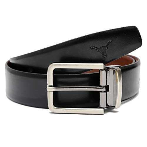 Hidekraft Genuine Leather Formal Reversible Men's Belt