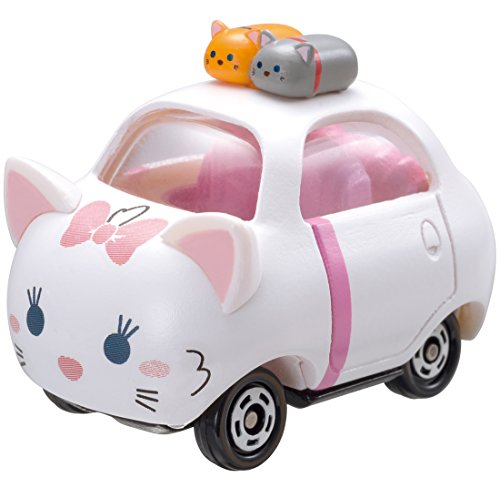 Tomica Disney Motors Tsum Tsum Marie Top The Aristocats