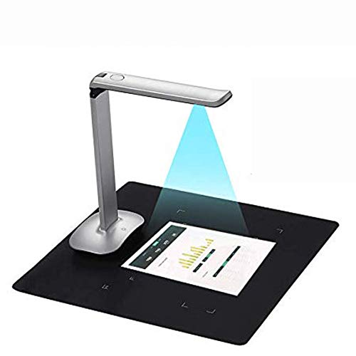 Find Bargain Document Camera Scanner, F50 Foldable HD High Speed ​​UKB Book Image Document Camer...