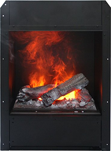FABER Engine 56-400 Built-in Fireplace Elettrico Nero Interno