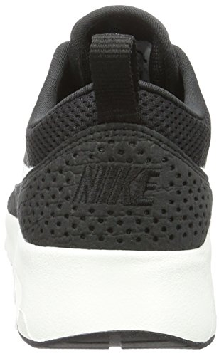 Nike Women's Air Max Thea Running Shoe Black/Summit White 8.5 B(M) US