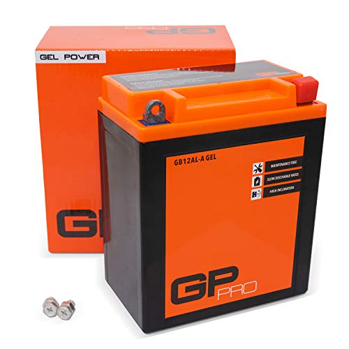 GP-PRO GB12AL-A 12V 12Ah GEL-Batterie...