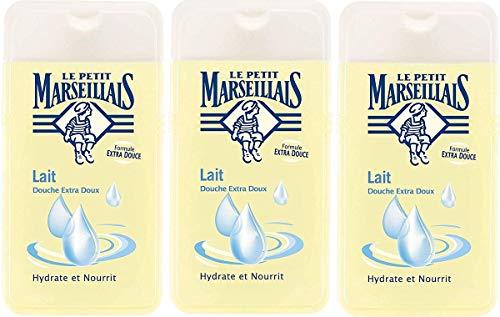 Le petit Marseillais Duschcreme Milch Lait 3x250ml