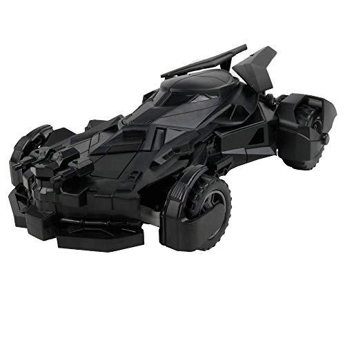 ACOC Spielzeug Ferngesteuertes Auto 1:18 Batmobil 2,4G RC Fahrzeug Stunt Fahrzeug Wiederaufladbare Funkgesteuerte Elektro-Rennsport-Geschenke Für Jungen Mädchen(Ohne Batterie)