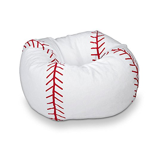Baseball Bean Bag Chair (1)