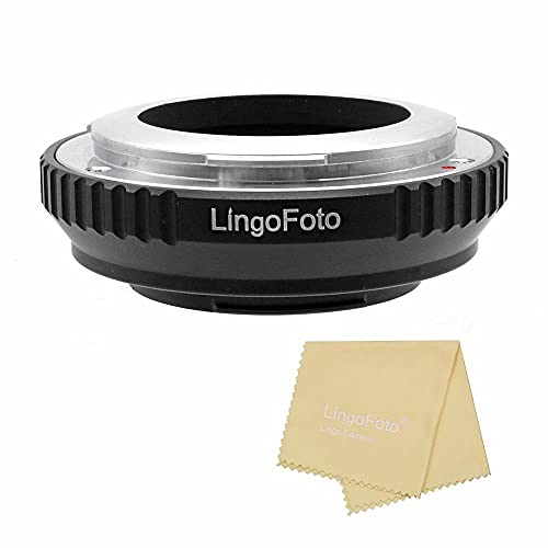Lens Mount Adapter Ring Aluminum Alloy for Nikon S Mount Lens to for Fuji X-A1/X-A2/X-A3/X-E1/X-E2/X-E3/X-M1/X-Pro1/X-Pro2/X-S1/X-T1/X-T10/X-T20/X-T2/X10/X20/X30/XF1 FX-Mount