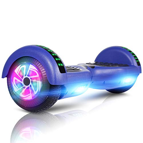 LIEAGLE Hoverboard Two-Wheel Self Balancing Electric Scooter UL 2272 Certified 6.5