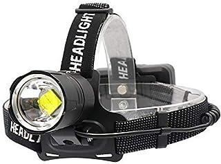 Headlamp,Wholesale 50000lm Xhp70.2 32w Powerful Led Headlight Zoom Power Bank Head Lamp Flashlight Torch 7800mah