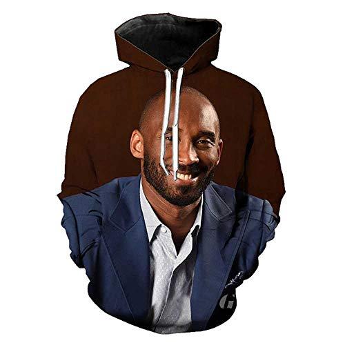 LANGY 2020 New Kobe Dunk Shirt Hoodie Männer und Frauen Mode Fitness Sportswear Herren lustiges Harajuku Pullover Sweatshirt