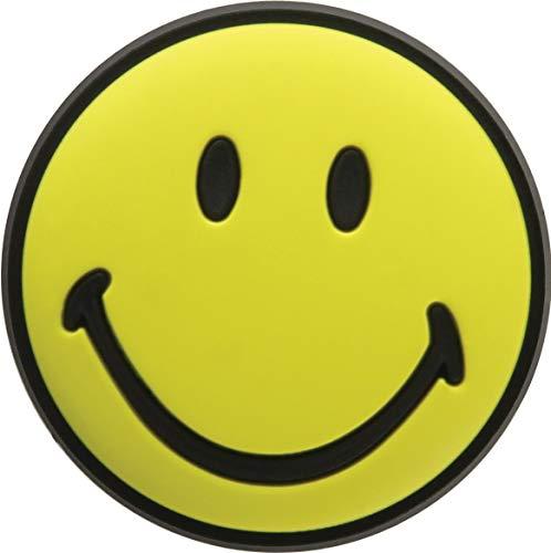 Crocs Brand Smiley Face, Adornos para Zapatos Unisex niños, Multicolor