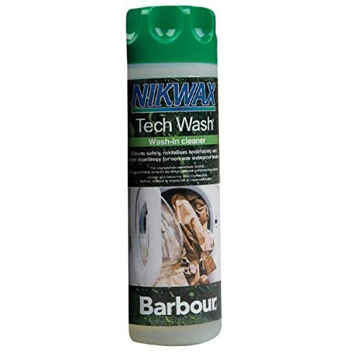 Nikwax - Lavado Oficial de Barbour Tech