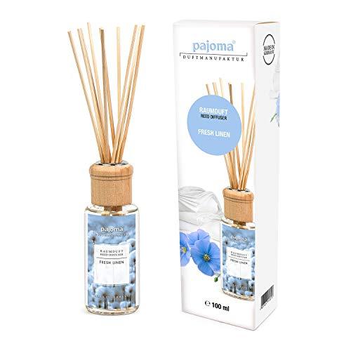 pajoma Raumduft Fresh Linen, 1er Pack (1 x 100 ml) in Geschenkverpackung