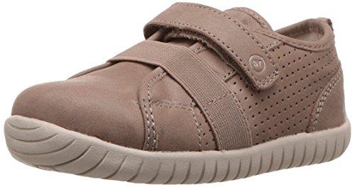 Stride Rite Boys' SR Tech Riley Sneaker, Black, 10 Medium US Toddler